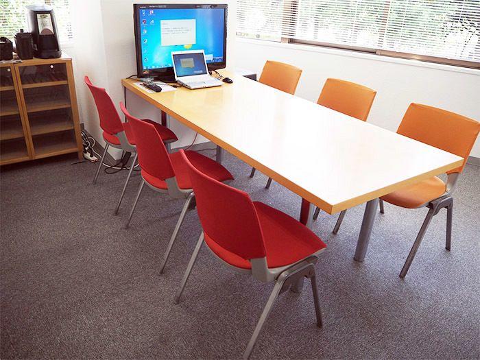 シェア会議室 青山一丁目 302号室の室内の写真