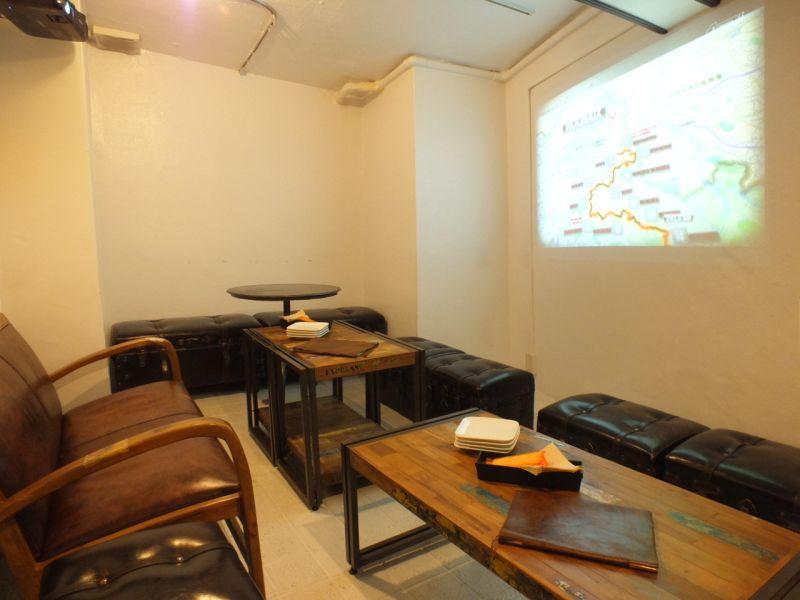 一軒家風スペース「KADO」 個室・パーティー・撮影・会議の室内の写真