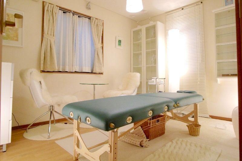 戸越銀座サロンスタジオ エステルーム【ベッド利用プラン】の室内の写真
