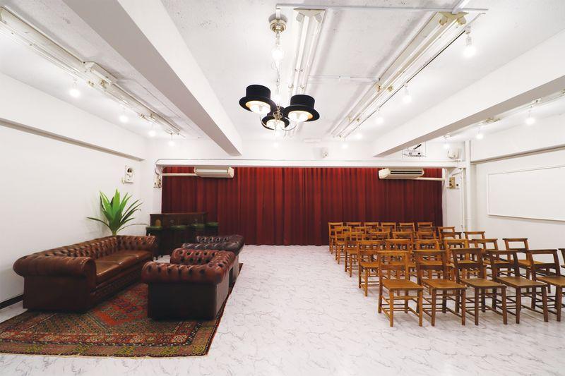 ケントストア イベントホールの室内の写真