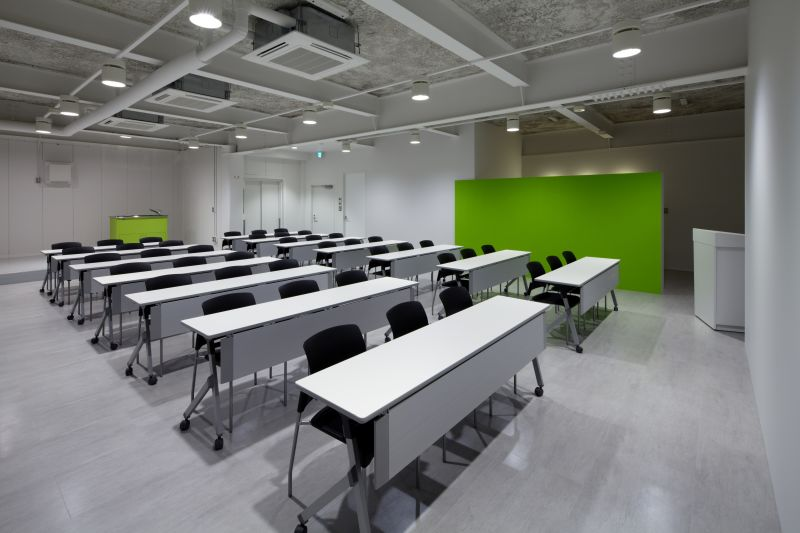 株式会社モリシタ セミナールーム ペット割コースの室内の写真