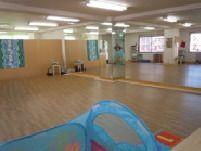 タヒチアンダンススタジオ  ダンススタジオの室内の写真