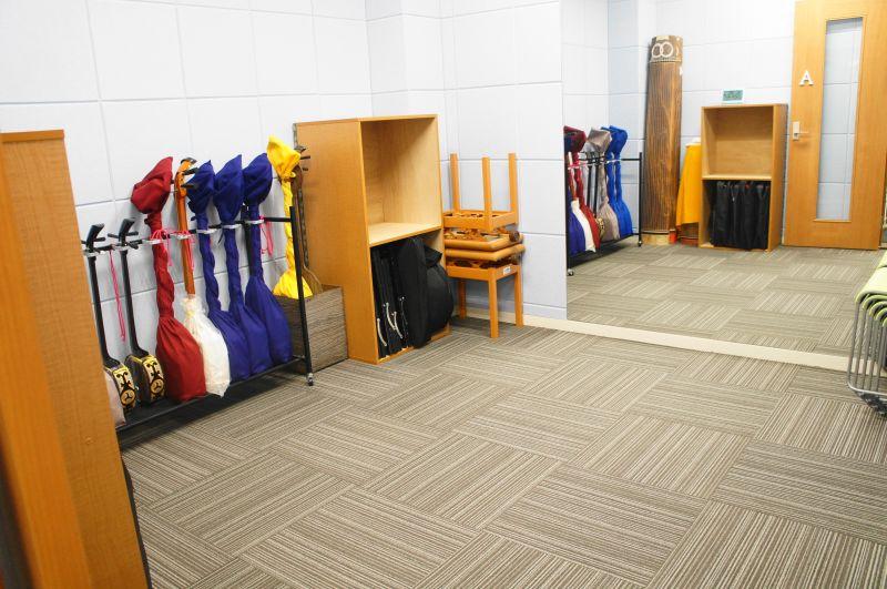 はいから和楽器教室 大森校 Aスタジオの室内の写真