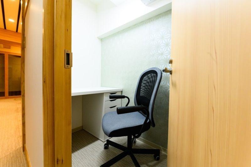 BOOK&OFFICE 文悠 A-1室の室内の写真