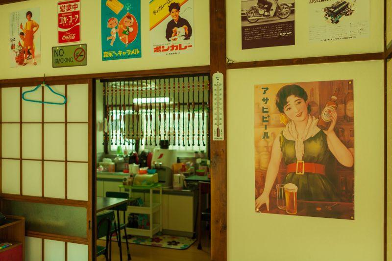 アイビーカフェ府中 【昭和レトロな一軒家】昭和の食堂の室内の写真