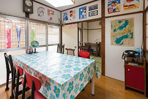 アイビーカフェ府中 昭和の食堂と昭和の台所のパックの室内の写真