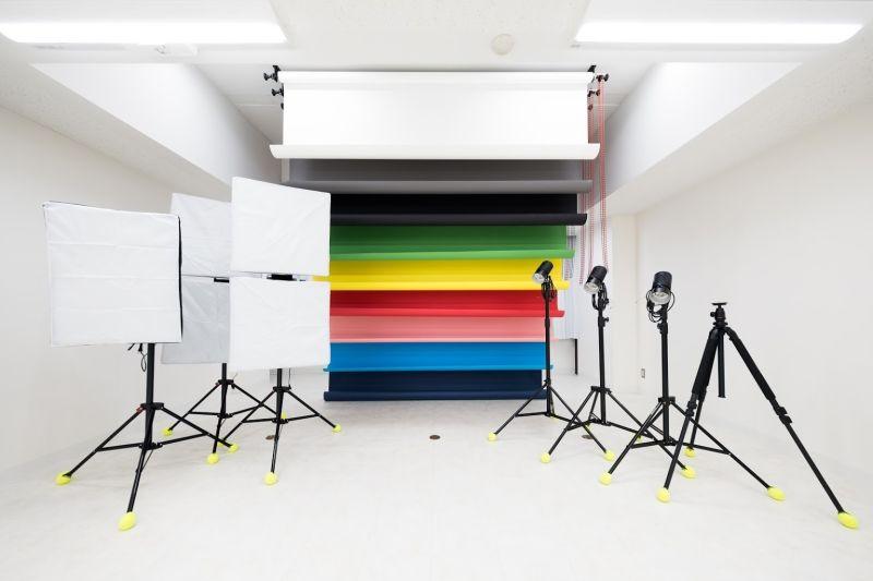 スタジオ コパン 撮影スタジオ・多目的スタジオの室内の写真
