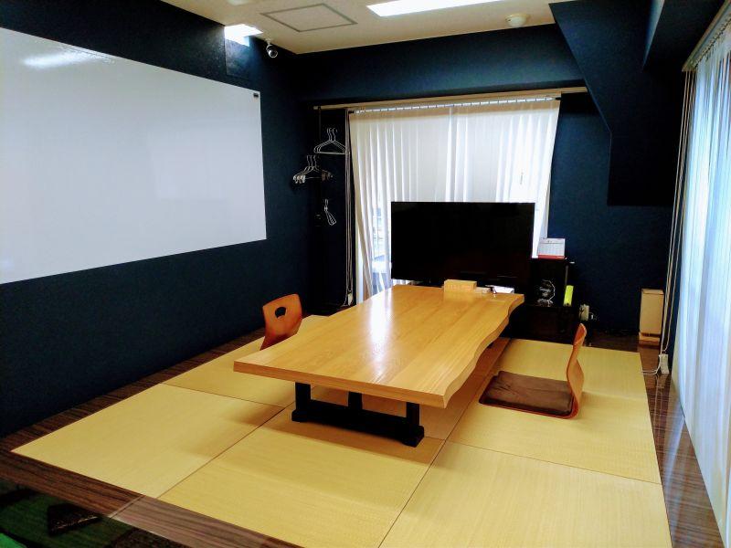 銀座EASTレンタルスペース 多目的スペースの室内の写真