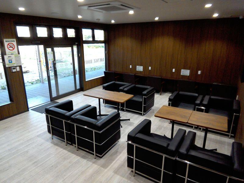 ランドリーガーデンicott 中川区 格安多目的スペースの室内の写真