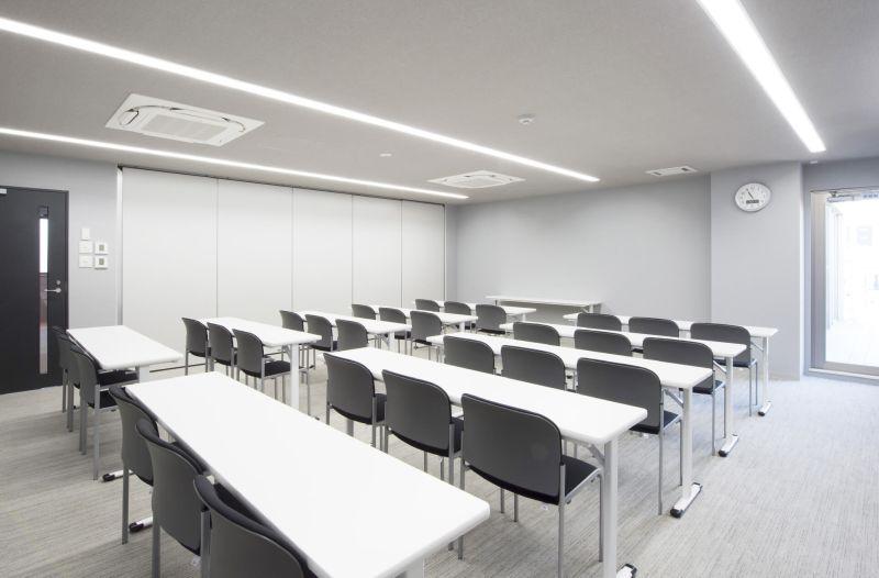 RITA白金カンファレンス 会議室B 502の室内の写真