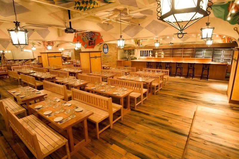 貸しスペース&多目的ホール ツムビアホフ渋谷の室内の写真