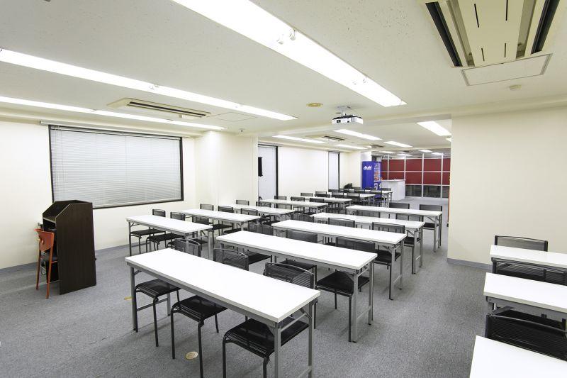 クライス京橋 貸し会議室の室内の写真
