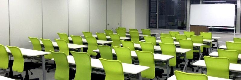 自習室うめだの貸し会議室 1ビル 1182号室の室内の写真