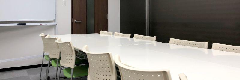 自習室うめだの貸し会議室 1ビル 1184号室の室内の写真