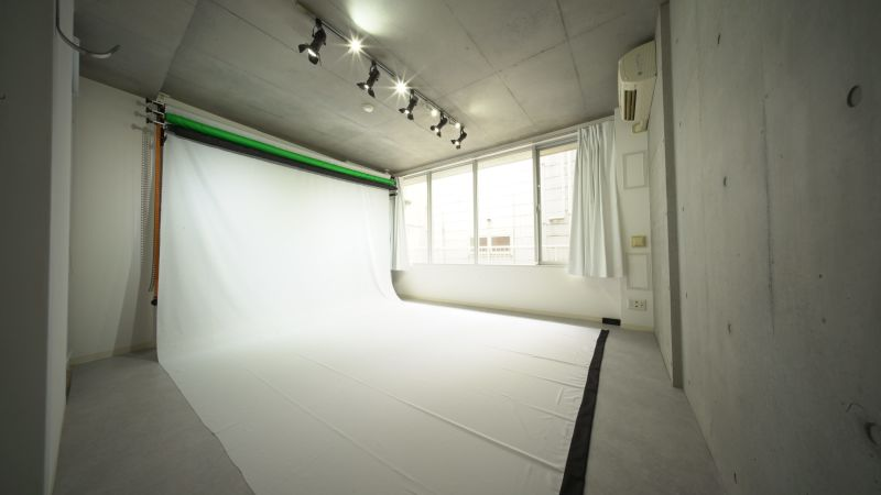 S.STUDIO Aスタジオ/撮影,自由スペースの室内の写真