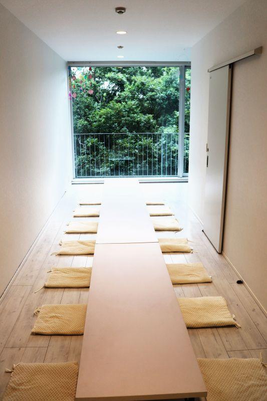 Medic room 休活空間レンタルスペースの室内の写真