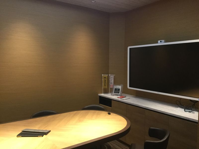 会議室レストラン 完全個室の室内の写真
