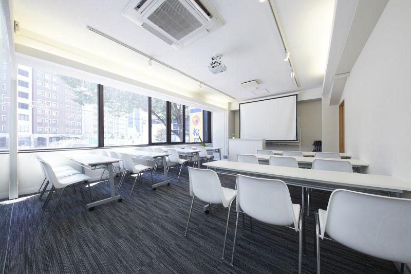 TIMESHARING渋谷宮益坂 Biz 2A【旧みんなの会議室】の室内の写真