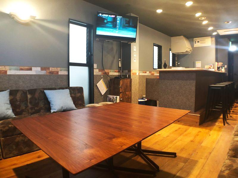 室内全体 - カラメル五反田東口店 パーティ会場・レンタルキッチンの室内の写真