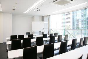 MEセミナールーム セミナールーム@栄・久屋大通の室内の写真
