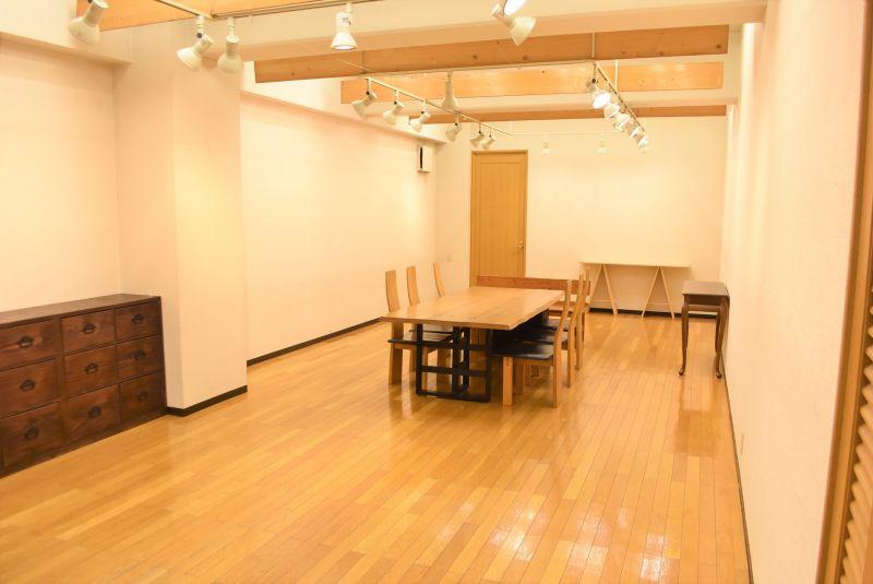 マリヤ手芸店 マリヤギャラリーの室内の写真