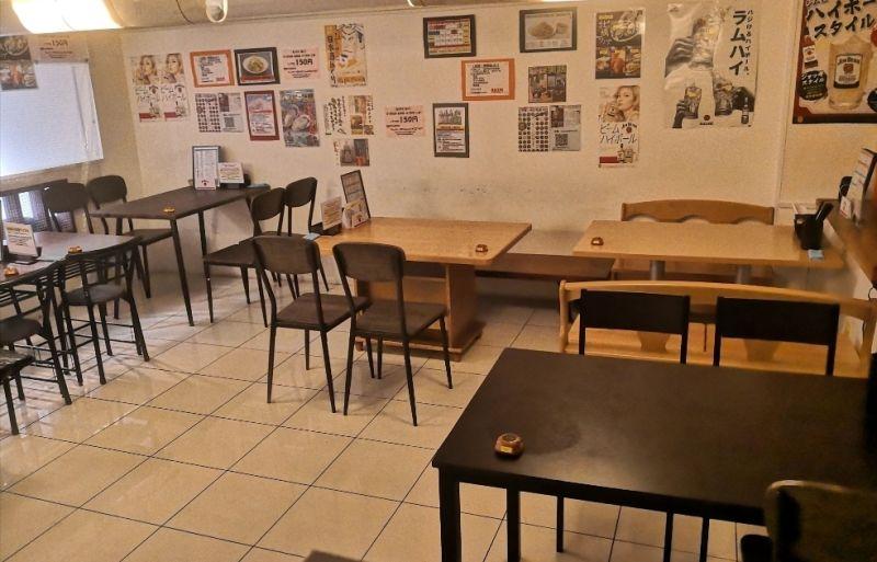 そば居酒屋太閤 多目的スペースの室内の写真