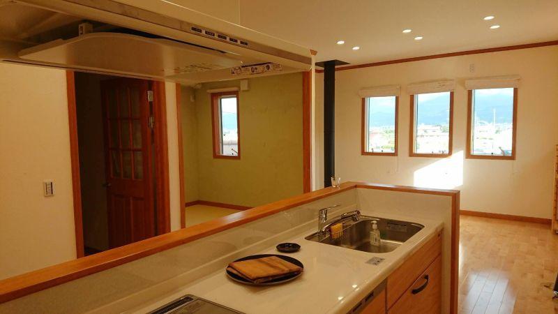 レンタルスペース「Tomo] レンタルキッチンの室内の写真