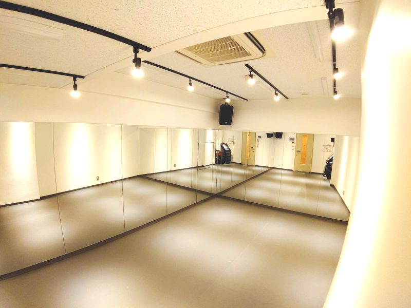 スタジオパックス 新松戸店 R7スタジオの室内の写真
