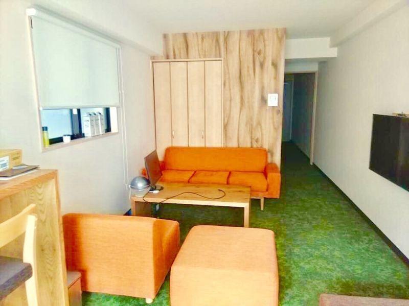浜松町より徒歩4分好立地の会議室 3駅5路線利用可の好立地スペースの室内の写真