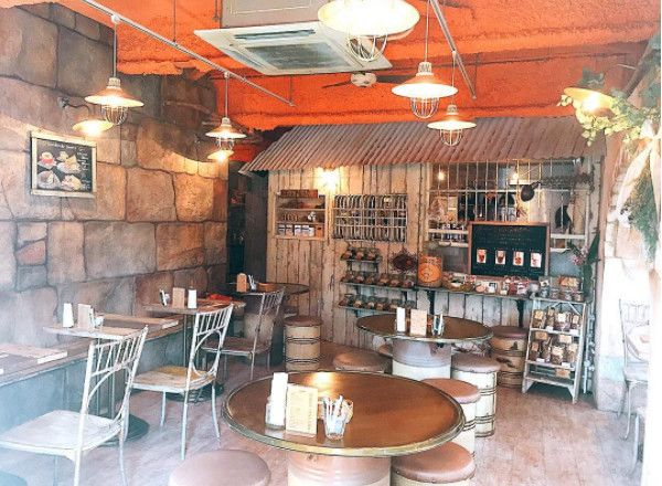 CAFE SPACE  nico CAFE SPACE nicoの室内の写真