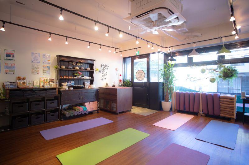 Nico studio レンタルスタジオの室内の写真