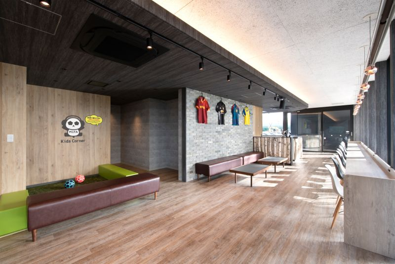 MIFAFP仙台 【イベントスペース】の室内の写真