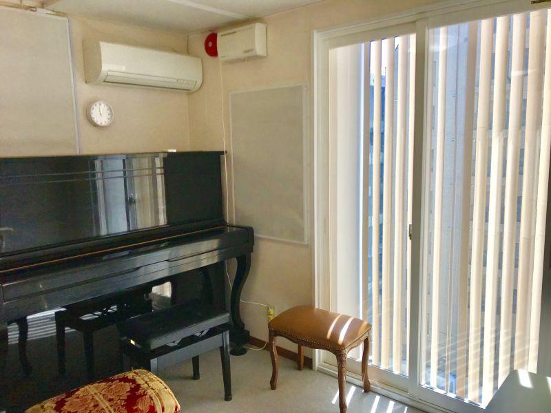フィアルサロン(南青山) 防音室【ピアノ】WIFI無料の室内の写真