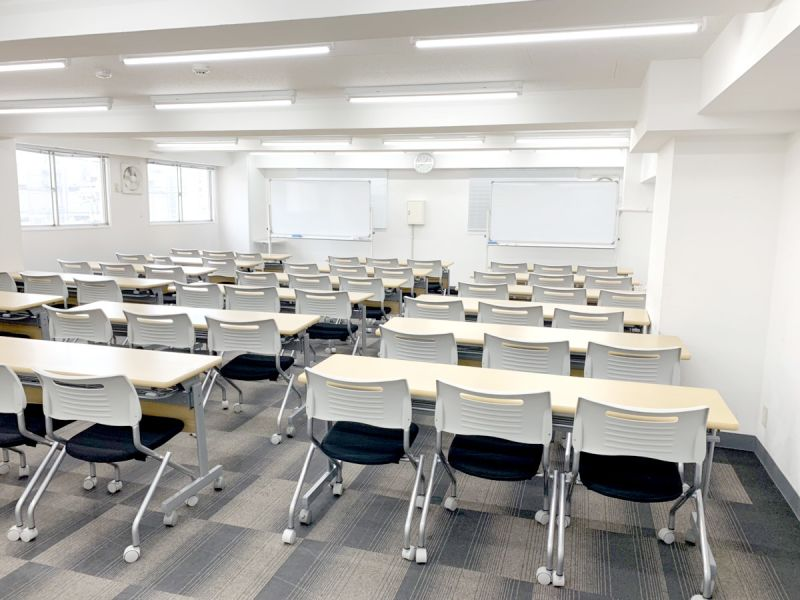 鶴見駅前ホール【加瀬会議室】 第二会議室の室内の写真