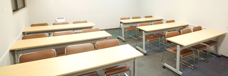 新大阪セミナーオフィスO-1~3 ルームO-3の室内の写真