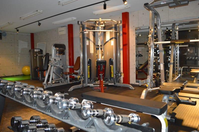 メインフロア - ARUKAビル SinwaTrainingGymの室内の写真