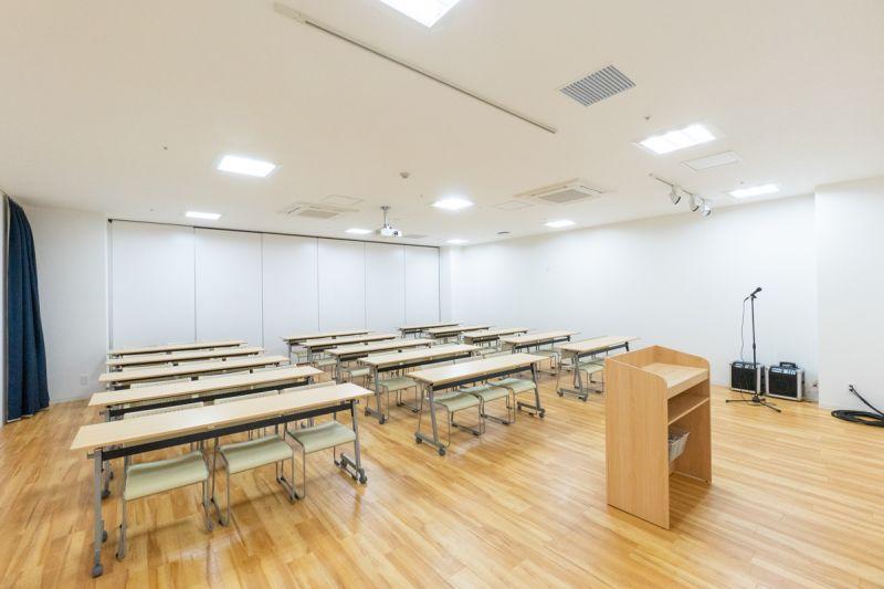 枚方ビオルネ ビィーゴ イベントルーム(1部屋利用)の室内の写真