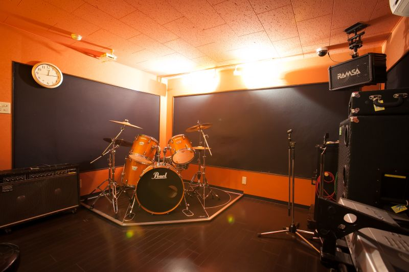STUDIO TARUREC TARUREC Bstudioの室内の写真