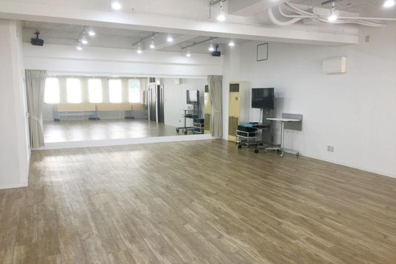 名古屋会議室 スタジオフィックス名古屋栄伏見店 6A(スタジオ)の室内の写真