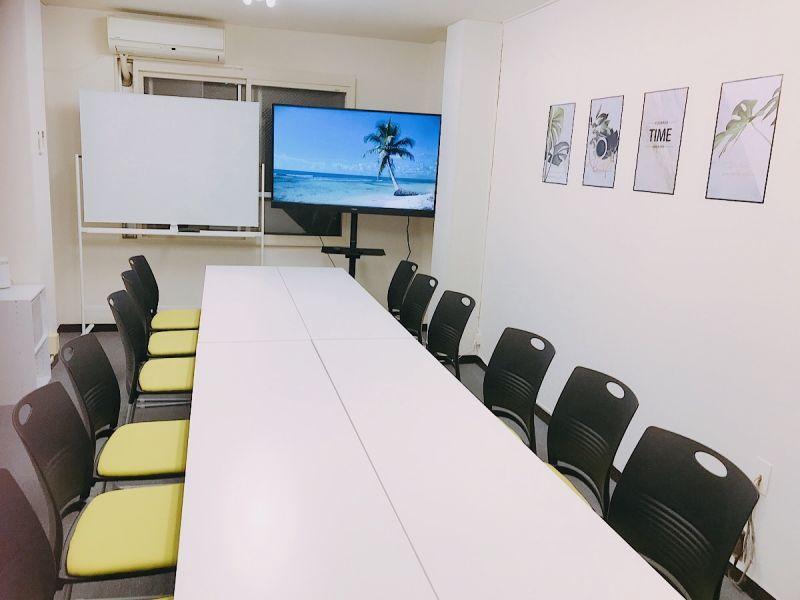 Hana*東京 スペースBの室内の写真