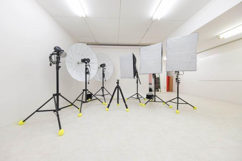 Studio AS スタジオ アズの室内の写真