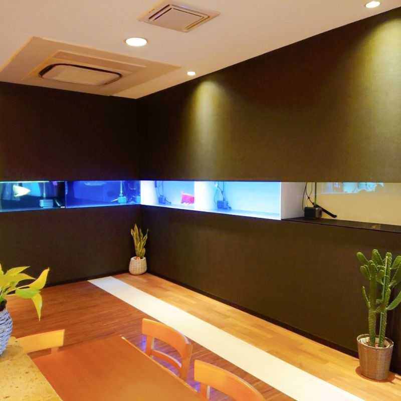 Aro.Cafe パーティースペースの室内の写真
