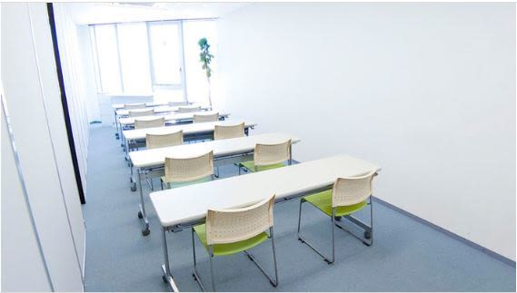 Natuluck吉祥寺北口 ハロースペース 中会議室の室内の写真