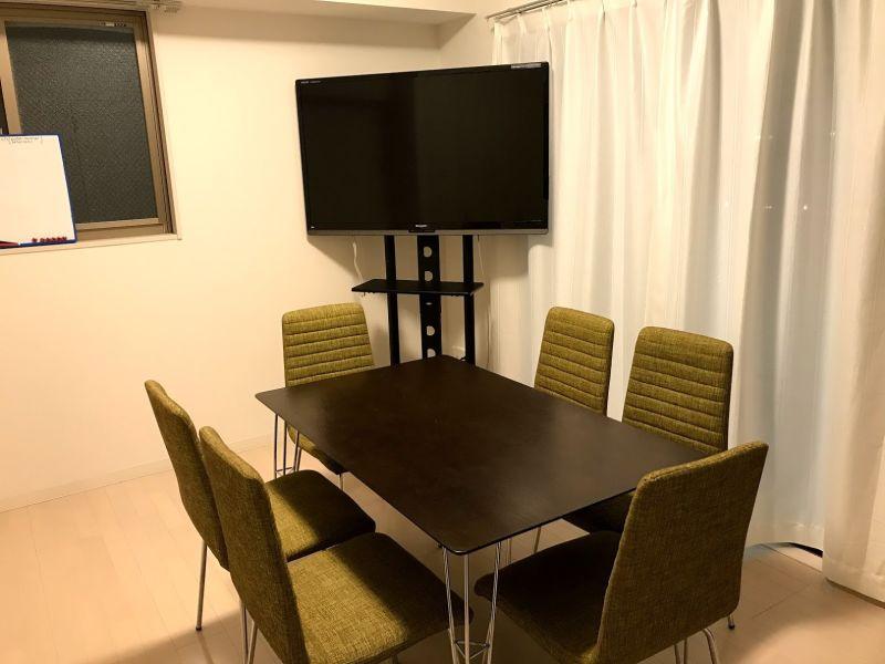 ワンネス会議室303 マルチルームの室内の写真