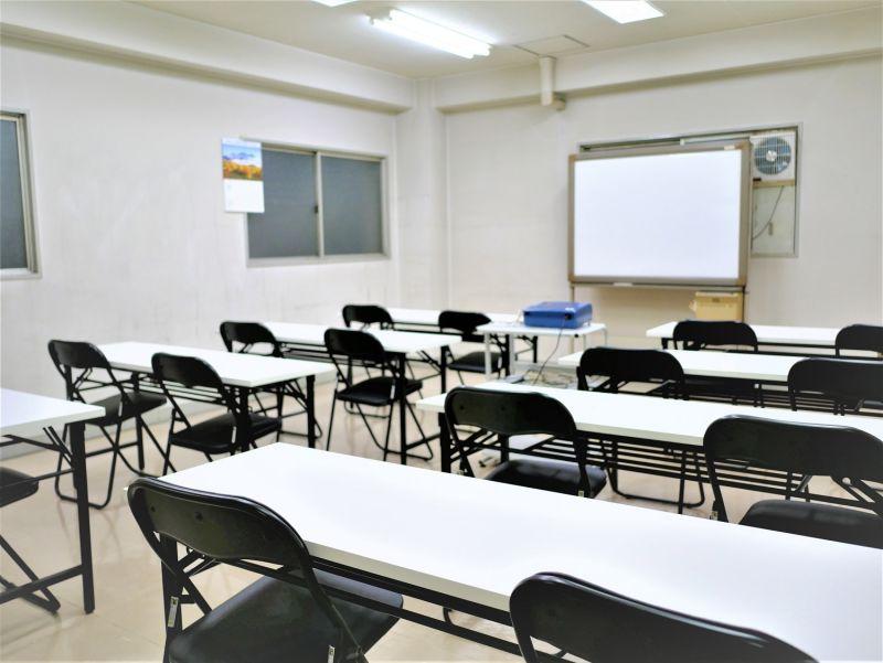 NATULUCK九段下・神保町 6階大会議室の室内の写真
