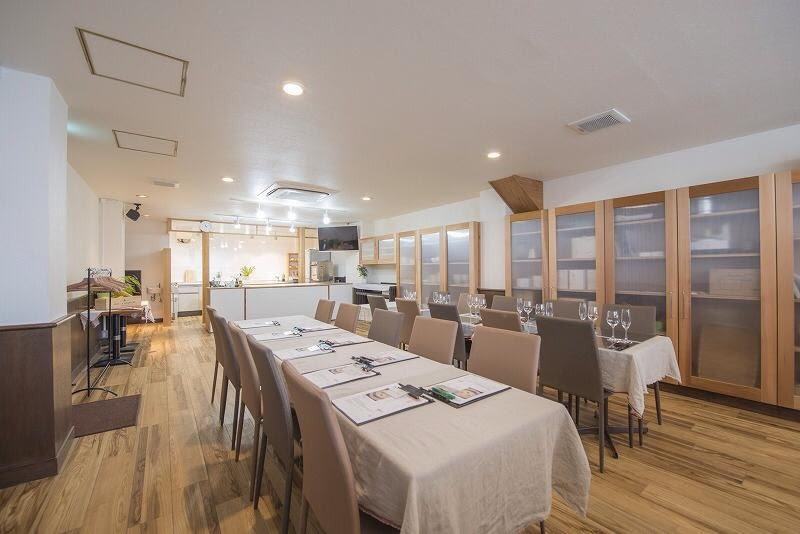 クッキングライフnukunuku キッチン付き レンタルスペースの室内の写真
