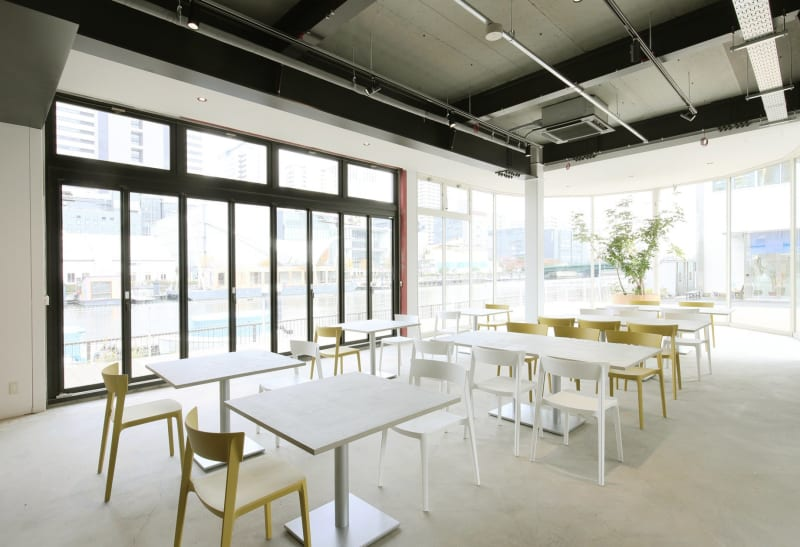 KITEN TOKYO レンタルスペースの室内の写真