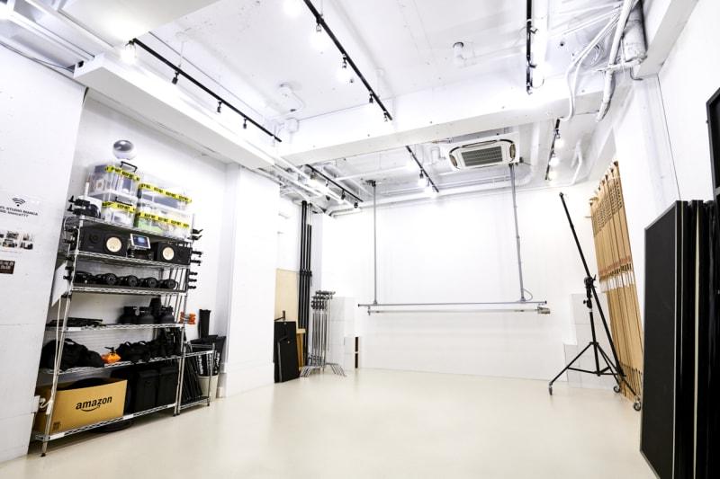 スタジオBIANCA表参道 レンタル撮影スタジオの室内の写真