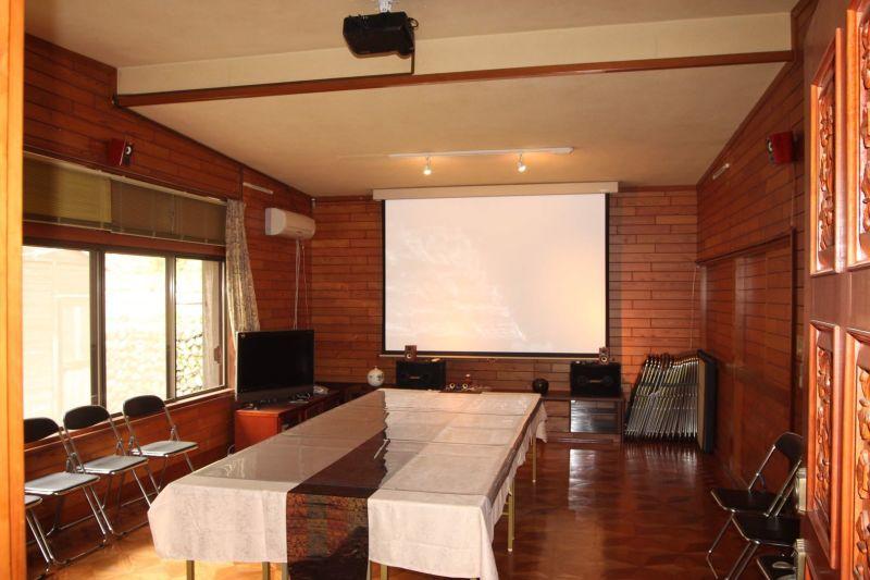 皎月山荘 会議室・研修・セミナーの室内の写真