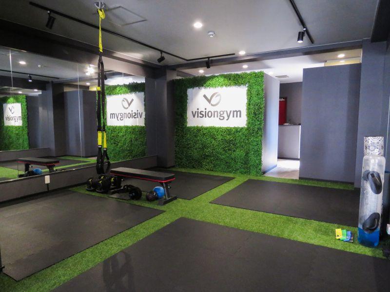 visiongym錦糸町 トレーニング/ピラティス/ヨガの室内の写真